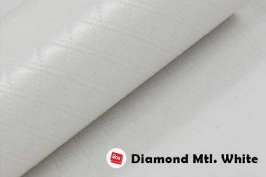 Diamond Mtl.White