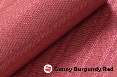 Gunny Burgundy Red