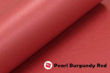 Pearl Burgundy Red