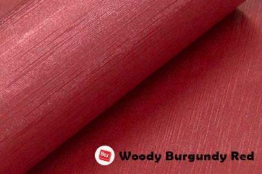 Woody Burgundy Red